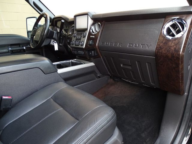2013 Ford Super Duty F-350 SRW Pickup Platinum in Corpus Christi, TX 78412