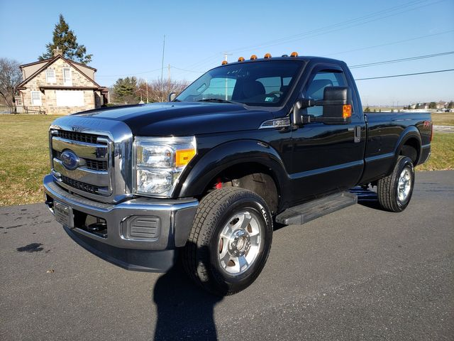 2013 Ford Super Duty F-350 SRW Pickup XLT