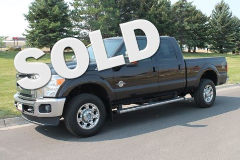 2013 Ford Super Duty F-350 SRW Pickup Lariat in Great Falls, MT