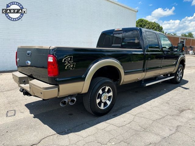 2013 Ford Super Duty F-350 SRW Pickup King Ranch Madison, NC 1