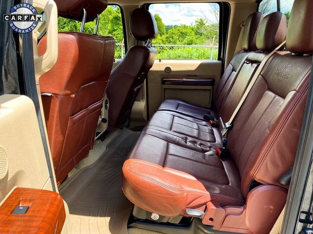 2013 Ford Super Duty F-350 SRW Pickup King Ranch Madison, NC 28