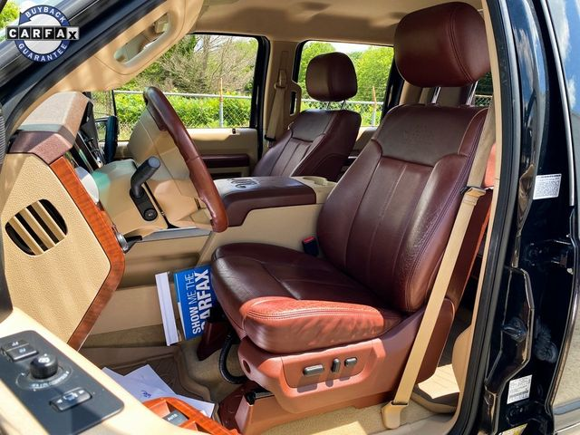 2013 Ford Super Duty F-350 SRW Pickup King Ranch Madison, NC 32
