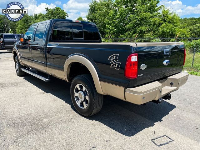 2013 Ford Super Duty F-350 SRW Pickup King Ranch Madison, NC 3