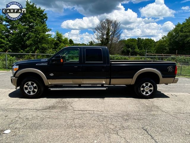 2013 Ford Super Duty F-350 SRW Pickup King Ranch Madison, NC 4