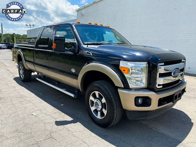 2013 Ford Super Duty F-350 SRW Pickup King Ranch Madison, NC 7