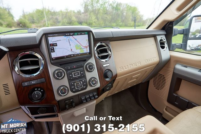 2013 Ford Super Duty F-350 SRW Pickup Lariat in Memphis, Tennessee 38115