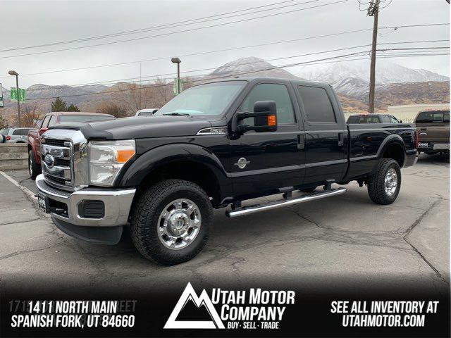 2013 Ford Super Duty F-350 SRW Pickup XLT in Orem, Utah 84057
