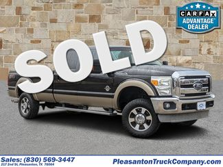 2013 Ford Super Duty F-350 SRW Pickup Lariat | Pleasanton, TX | Pleasanton Truck Company in Pleasanton TX