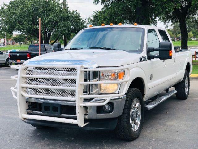 2013 Ford Super Duty F-350 SRW Pickup Lariat in San Antonio, TX 78233