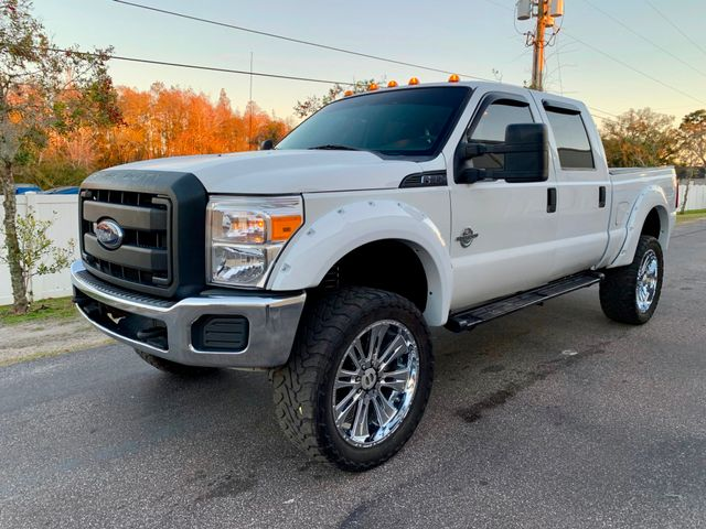 2013 Ford Super Duty F-350 SRW Pickup XL Tampa, Florida 1