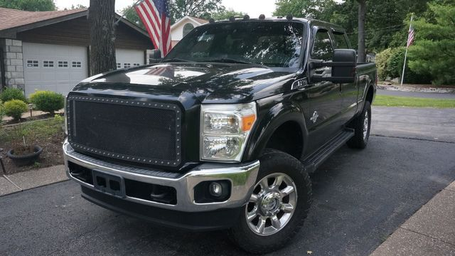 2013 Ford Super Duty F-350 SRW Pickup Lariat in Valley Park, Missouri 63088