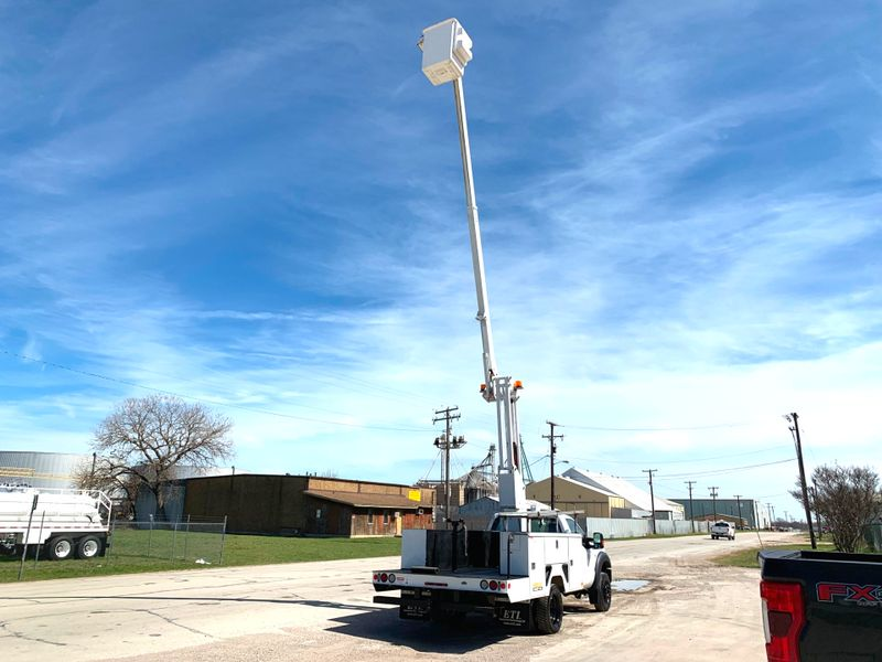 2013 Ford F-450 Bucket Truck   city TX  North Texas Equipment  in Fort Worth, TX