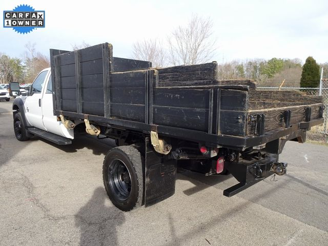2013 Ford Super Duty F-450 DRW Chassis Cab XL Madison, NC 4