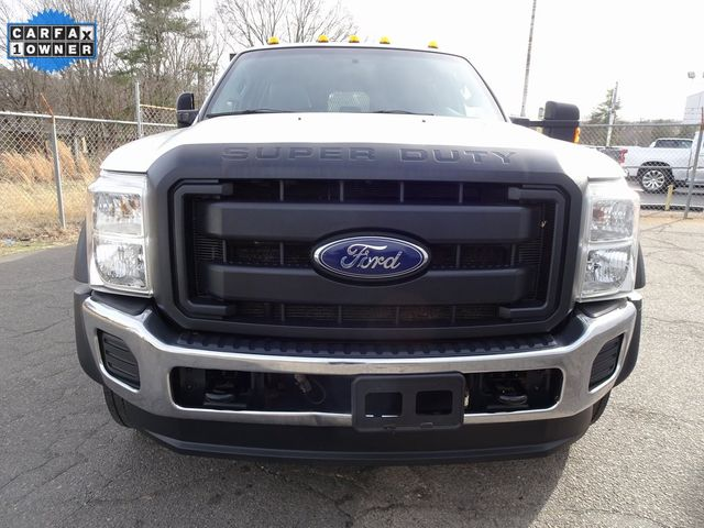 2013 Ford Super Duty F-450 DRW Chassis Cab XL Madison, NC 7