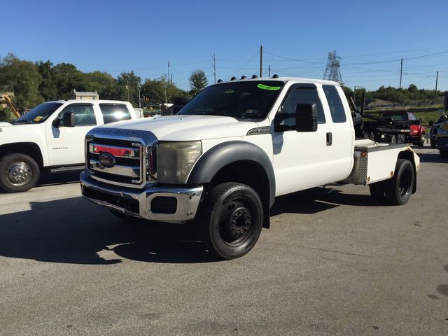 2013 Ford Super Duty F-450 DRW Chassis Cab XL
