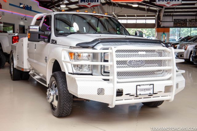 2013 Ford Super Duty F-450 Pickup Platinum 4x4 in Addison, Texas 75001