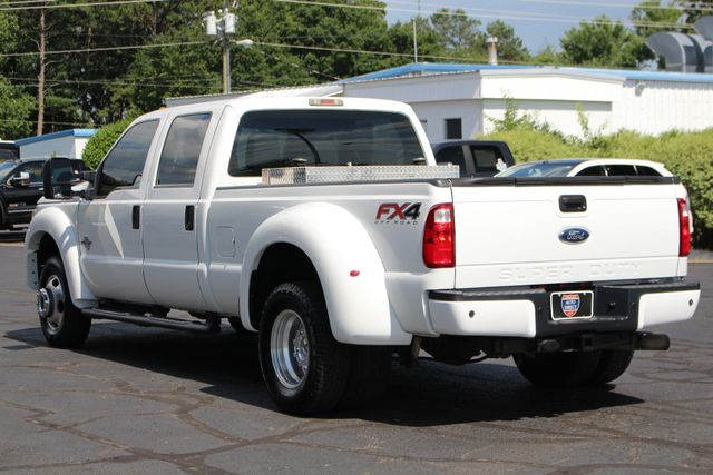 2013 Ford Super Duty F-450 Pickup Crew Cab Long Bed 4x4 FX4 - POWER STROKE DIESEL! Mooresville , NC 24