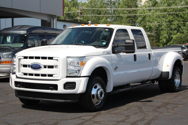 2013 Ford Super Duty F-450 Pickup Crew Cab Long Bed 4x4 FX4 - POWER STROKE DIESEL! Mooresville , NC 22