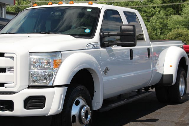 2013 Ford Super Duty F-450 Pickup Crew Cab Long Bed 4x4 FX4 - POWER STROKE DIESEL! Mooresville , NC 26