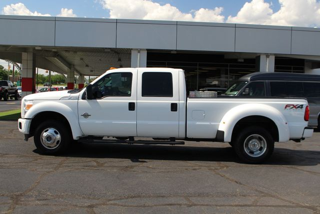 2013 Ford Super Duty F-450 Pickup Crew Cab Long Bed 4x4 FX4 - POWER STROKE DIESEL! Mooresville , NC 13