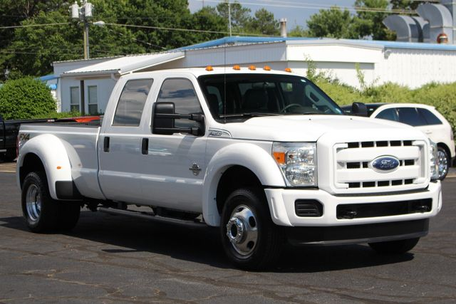 2013 Ford Super Duty F-450 Pickup Crew Cab Long Bed 4x4 FX4 - POWER STROKE DIESEL! Mooresville , NC 21