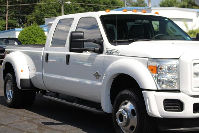 2013 Ford Super Duty F-450 Pickup Crew Cab Long Bed 4x4 FX4 - POWER STROKE DIESEL! Mooresville , NC 25