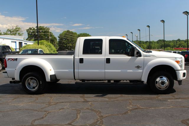 2013 Ford Super Duty F-450 Pickup Crew Cab Long Bed 4x4 FX4 - POWER STROKE DIESEL! Mooresville , NC 12