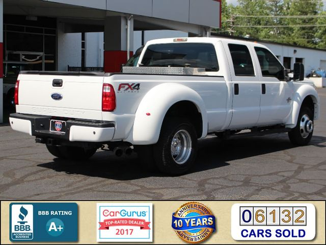 2013 Ford Super Duty F-450 Pickup Crew Cab Long Bed 4x4 FX4 - POWER STROKE DIESEL! Mooresville , NC 2