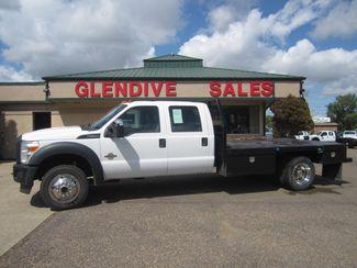 2013 Ford Super Duty F-550 DRW Chassis Cab XL  Glendive MT  Glendive Sales Corp  in Glendive, MT