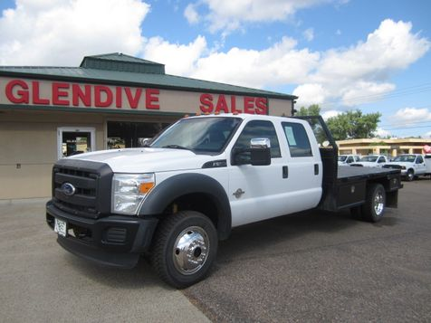 2013 Ford Super Duty F-550 DRW Chassis Cab XL in Glendive, MT