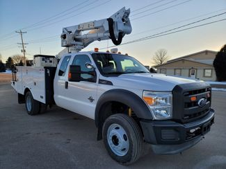 2013 Ford Super Duty F-550 DRW Chassis Cab XL Lake In The Hills, IL 4