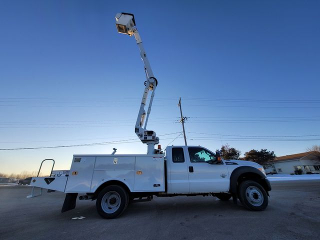 2013 Ford Super Duty F-550 DRW Chassis Cab XL Lake In The Hills, IL 33