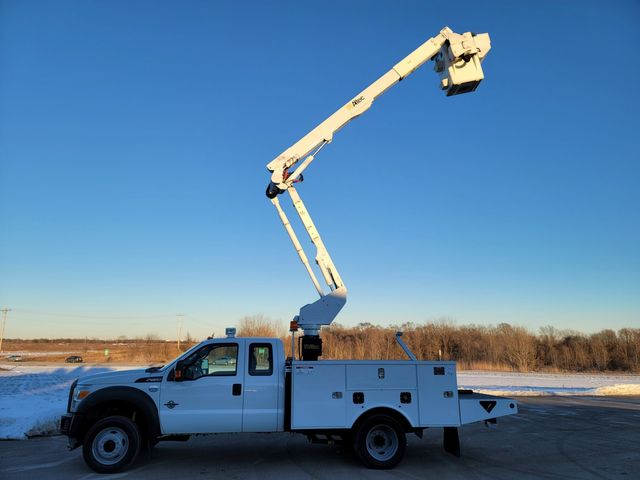 2013 Ford Super Duty F-550 DRW Chassis Cab XL Lake In The Hills, IL 34