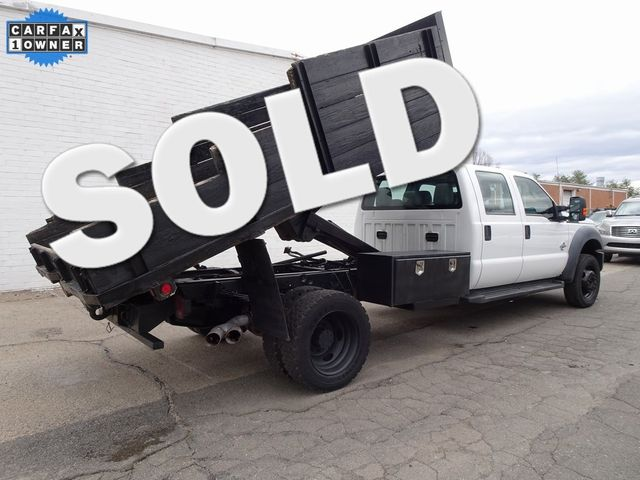 2013 Ford Super Duty F-550 DRW Chassis Cab XL Madison, NC 0