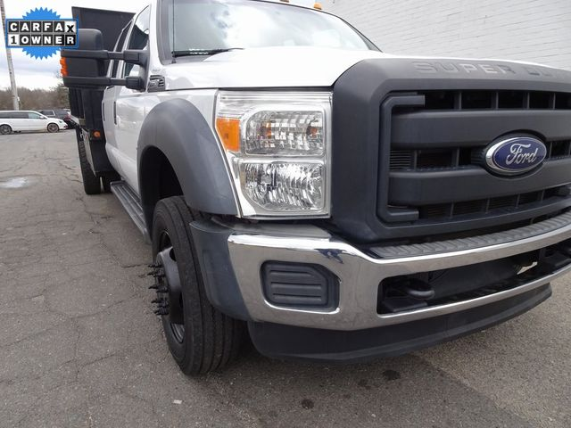 2013 Ford Super Duty F-550 DRW Chassis Cab XL Madison, NC 9