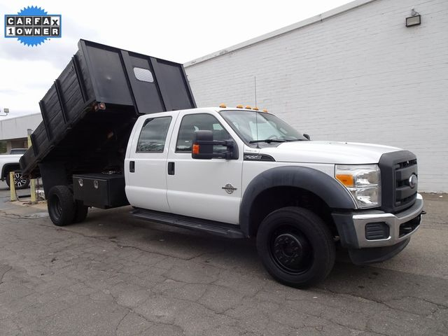 2013 Ford Super Duty F-550 DRW Chassis Cab XL Madison, NC 10