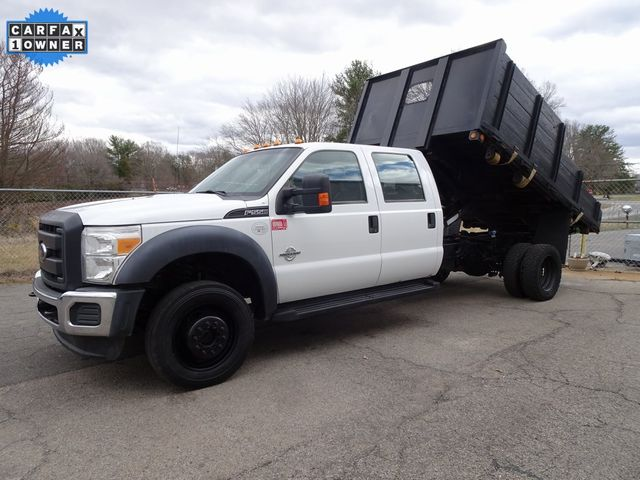 2013 Ford Super Duty F-550 DRW Chassis Cab XL Madison, NC 11