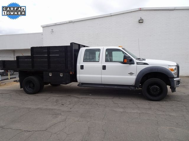 2013 Ford Super Duty F-550 DRW Chassis Cab XL Madison, NC 1