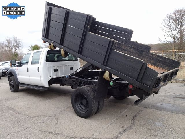 2013 Ford Super Duty F-550 DRW Chassis Cab XL Madison, NC 2