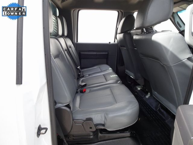2013 Ford Super Duty F-550 DRW Chassis Cab XL Madison, NC 32