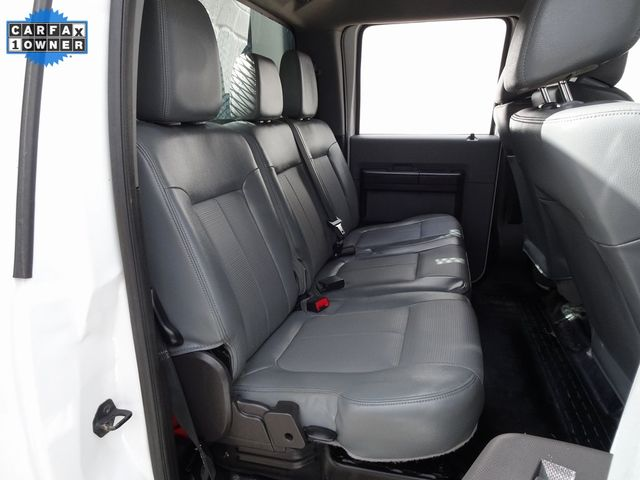 2013 Ford Super Duty F-550 DRW Chassis Cab XL Madison, NC 33