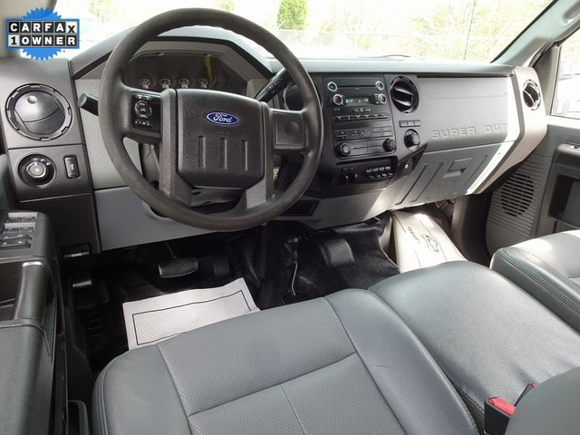 2013 Ford Super Duty F-550 DRW Chassis Cab XL Madison, NC 35