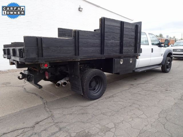 2013 Ford Super Duty F-550 DRW Chassis Cab XL Madison, NC 3
