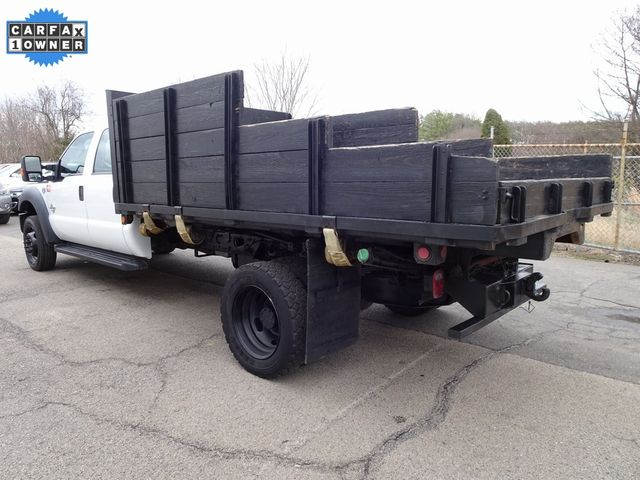 2013 Ford Super Duty F-550 DRW Chassis Cab XL Madison, NC 5