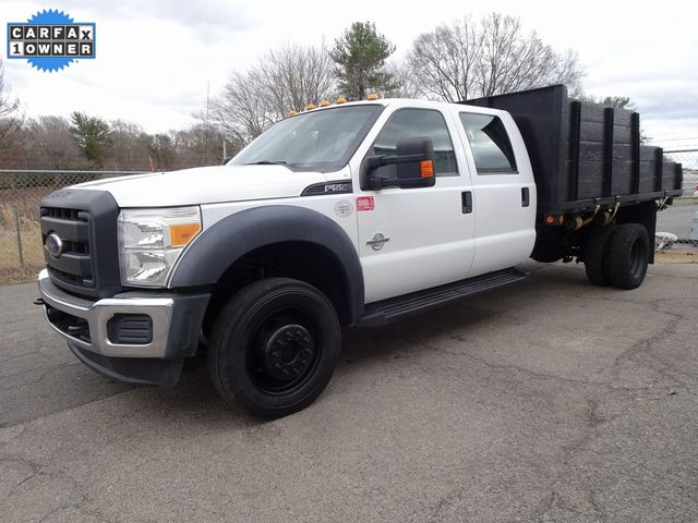 2013 Ford Super Duty F-550 DRW Chassis Cab XL Madison, NC 6