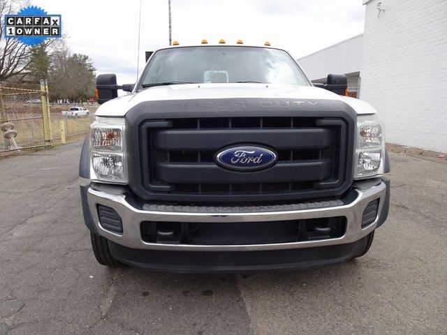 2013 Ford Super Duty F-550 DRW Chassis Cab XL Madison, NC 7