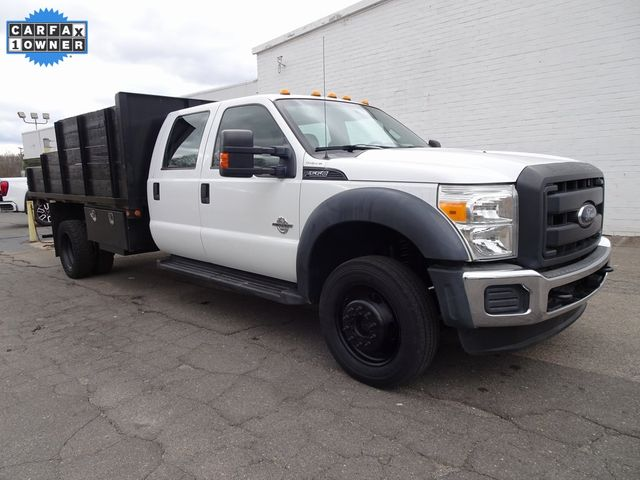 2013 Ford Super Duty F-550 DRW Chassis Cab XL Madison, NC 8