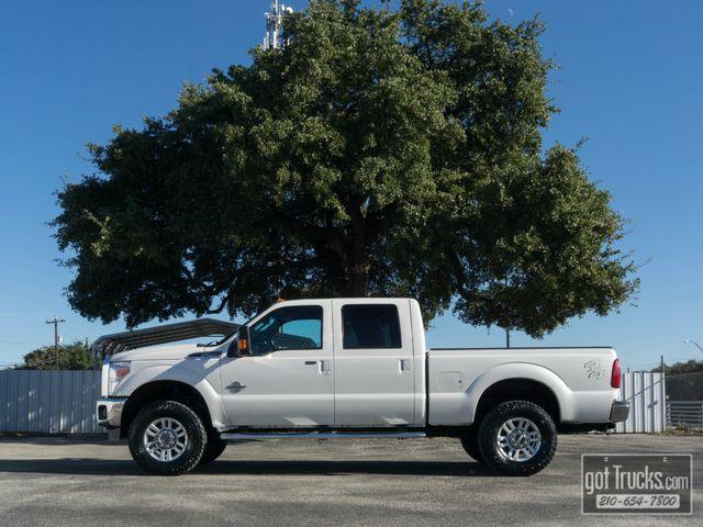 2013 Ford Super Duty F250 Crew Cab Lariat 6.7L Power Stroke Diesel 4X4 in San Antonio Texas, 78217