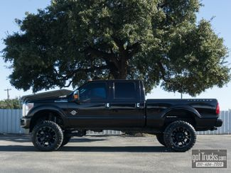 2013 Ford Super Duty F250 Crew Cab Platinum 6.7L Power Stroke Diesel 4X4 in San Antonio Texas, 78217