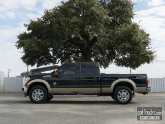 2013 Ford Super Duty F250 Crew Cab Lariat FX4 6.7L Power Stroke Diesel 4X4 in San Antonio Texas, 78217